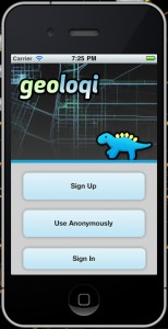 Geoloqi for iPhone