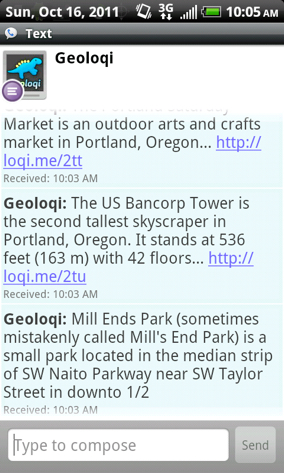Geoloqi - Location-Based Content from Wikipedia