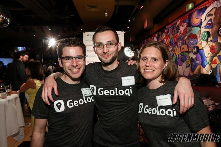 Geoloqi Team by ZatPhoto